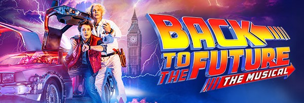 Back To The Future – The Musical London